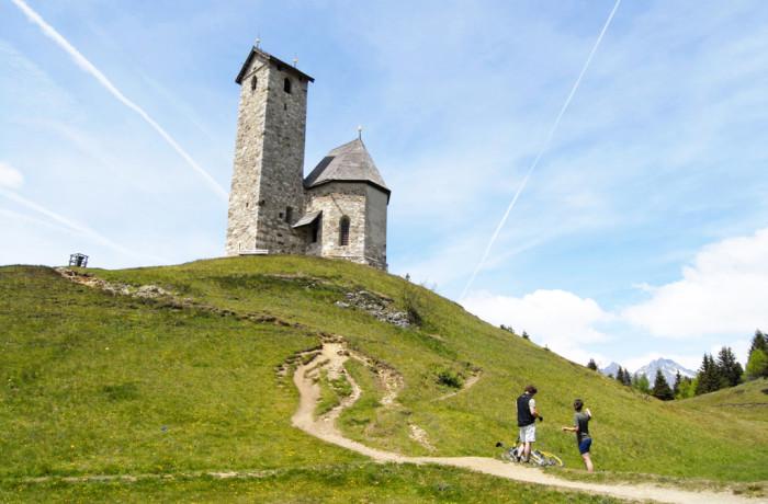 Aschbach- Naturnseralm- Vigiljoch